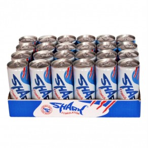 Shark Stimulation - (Energy Drink) - Karton 24x 250 ml
