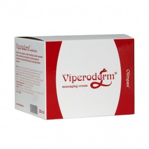 VIPERODERM 200 ml - Massagecreme mit Schlangengift
